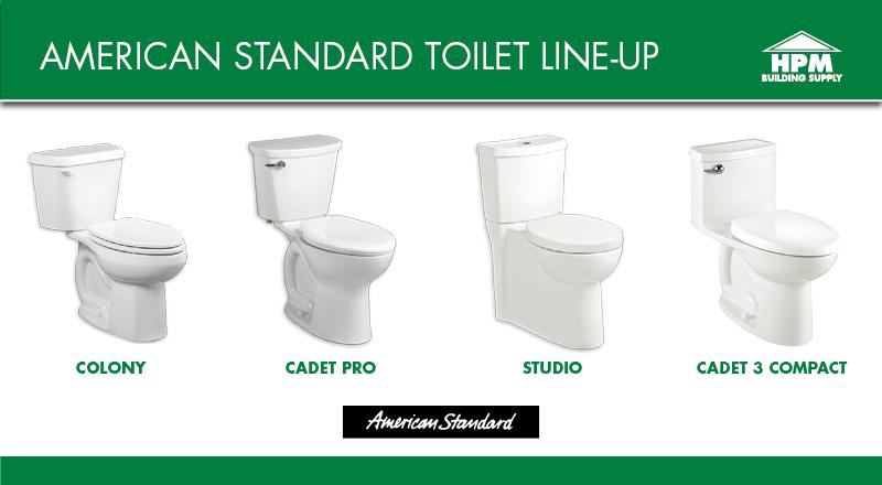 American Standard Toilets Bruin Blog
